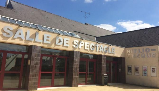 Mordelles - façade extérieure du bâtiment