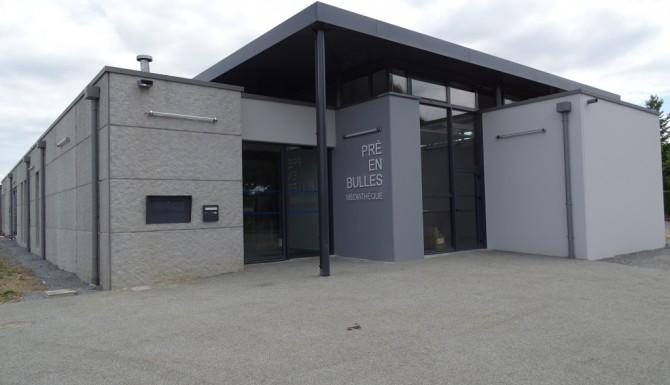 Nouvoitou - façade du bâtiment
