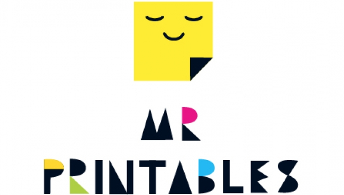 Logo Mr Printables