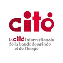 Logo de la La Cité internationale de la bande dessinée et de l'image.