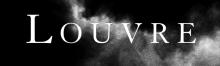 Logo du Musée du Louvre.