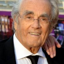 Michel Legrand au festival du film de Cabourg